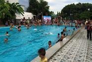 NINH THUẬN: Dạy bơi miễn phí cho 300 trẻ em