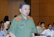 Bộ trưởng Tô Lâm: Tội phạm đâm thuê chém mướn, truy sát phức tạp