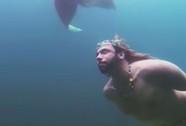 Chàng tiên cá có thật giữa đời thường