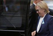 Bác sĩ của bà Clinton lên tiếng