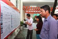 105 người trúng cử đại biểu HĐND TP HCM