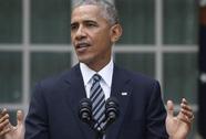 Tổng thống Obama mừng vì ông Trump kêu gọi đoàn kết