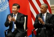 Ông Obama thúc giục Bắc Kinh tuân thủ phán quyết biển Đông