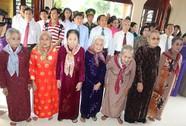 Khánh thành khu tưởng niệm mẹ Nguyễn Thị Rành