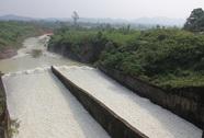 Hồ Kẻ Gỗ xả nước, lên phương án di dời khẩn cấp gần 2.000 hộ dân