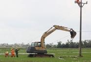 Sửa đường điện sau bão số 1, một công nhân thiệt mạng