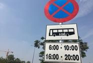 Từ 8-3, cấm ô tô trên 9 chỗ trên đường Mai Chí Thọ