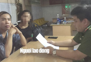 """Thông tin mới vụ """"hiện tượng mạng"""" Tùng Sơn tố bị uy hiếp"""