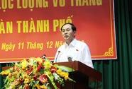 Chủ tịch nước Trần Đại Quang: Giải quyết thỏa đáng kiến nghị của cử tri