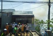 4 nhà dân ở Kiên Giang bùng cháy giữa trưa