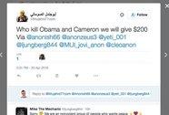 IS treo thưởng 200 USD cho ai giết ông Obama