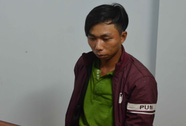 50 trinh sát truy bắt kẻ cắt cổ em trai, hiếp dâm chị gái