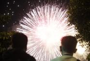 VIDEO: Cận cảnh màn bắn pháo hoa dịp lễ quốc khánh