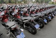 Cảnh sát hình sự Bình Dương được tặng 100 xe Winner 150 cc