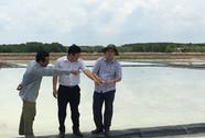 110.000 tấn muối Cần Giờ chờ giải cứu