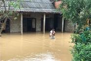 Hơn 2.000 hộ dân Quảng Trị cũng ngập sâu trong lũ