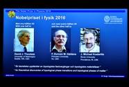 """Nobel Hóa học vinh danh thành tựu về """"cỗ máy phân tử"""""""