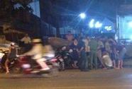 Điều tra vụ nổ súng tại khu vực trung tâm Hà Nội