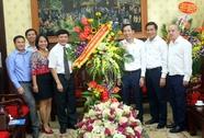 Lãnh đạo Tổng LĐLĐ Việt Nam chúc mừng các cơ quan báo chí