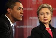 """Tổng thống Obama """"hối bà Clinton nhận thua sớm"""""""