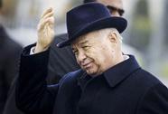 Tổng thống Uzbekistan qua đời sau 27 năm nắm quyền