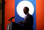 """Bị """"chê"""" không mạnh bằng ông Putin, TT Obama lên tiếng"""