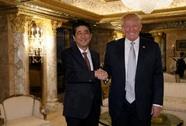 Thủ tướng Nhật tặng ông Trump món quà Trung Quốc