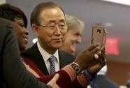 """Ông Ban Ki-moon tự nhận """"giống cô gái lọ lem"""""""