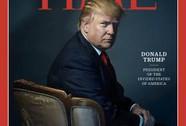 """Ông Donald Trump là """"Nhân vật của năm"""""""