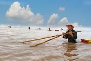 Về biển Tân Điền hì hục theo dấu ruốc