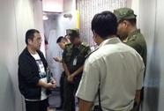 Bắt quả tang khách Trung Quốc ăn cắp trên chuyến bay TP HCM-Hà Nội