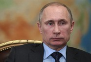 Tổng thống Putin sa thải 8 tướng lĩnh