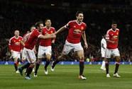 Hậu vệ lập công, Man United quyết chí săn vé châu Âu