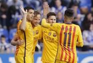 Đại phá Deportivo, Barcelona sống lại giấc mơ vô địch