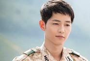 """""""Đại úy"""" Song Joong Ki quyền lực nhất showbiz Hàn"""