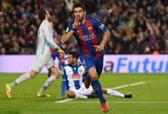 Barcelona thắng tưng bừng đại chiến Catalunia