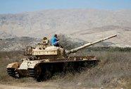 Syria tuyên bố bắn hạ chiến đấu cơ Israel