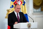 Tổng thống Putin sẽ tái tranh cử năm 2018?