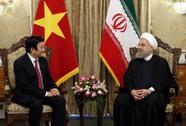 Giai đoạn hợp tác mới Việt Nam - Iran