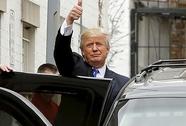 Ông Trump tìm cách làm hòa với lãnh đạo Cộng hòa