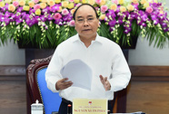 Thủ tướng yêu cầu đánh giá lời nói có đi đôi với việc làm