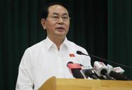 Chủ tịch nước: Không tha ai dính đến sai phạm của Formosa