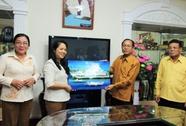Chia sẻ kinh nghiệm với Công đoàn TP Vientiane