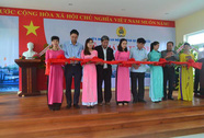 Quảng Ngãi: Khánh thành trụ sở LĐLĐ huyện đảo Lý Sơn