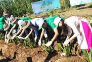 Ra mắt Quỹ Alphanam Green Foundation tại An Giang