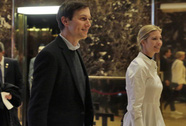 Vai trò của con gái ông Trump là gì?