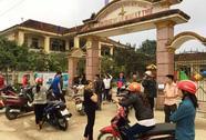 Nghi vấn cặp đôi xông vào lớp học bắt cóc trẻ em ở Hà Tĩnh