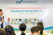 Khám BHYT tại Bệnh viện quốc tế City