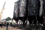 Nhà máy bia tại Thanh Hóa cháy lớn