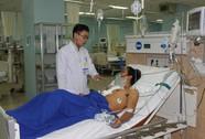 Đồng Nai: Cưa xương ức, cứu bảo vệ bị đâm thấu tim